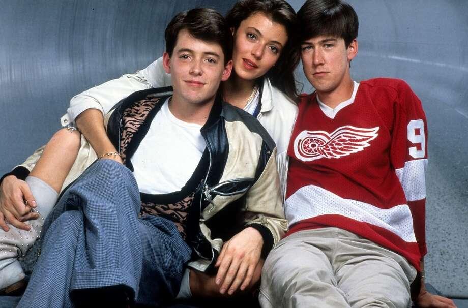 ''Ferris Bueller's Day Off,'' 1986.