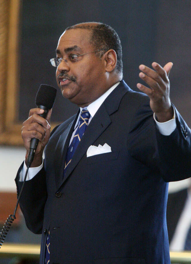 Texas Sen. Rodney Ellis, D-Houston, is a champion for transparency.  Photo: File Photo, Associated Press