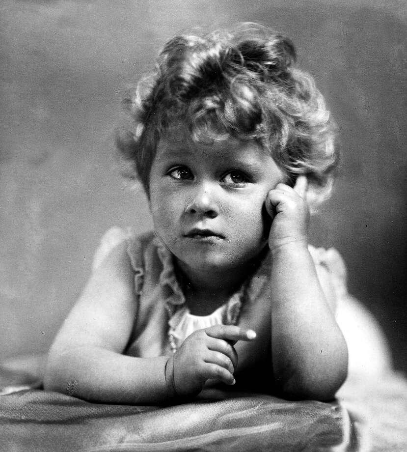 Princess Elizabeth, later Queen Elizabeth II, photographed in 1928. Photo: Paul Popper/Popperfoto, Popperfoto/Getty Images / Popperfoto