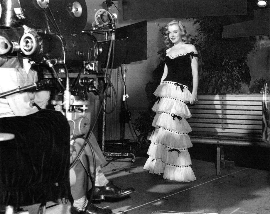 UNSPECIFIED - OCTOBER 03:  Marilyn Monroe during screen test in 1946  (Photo by Apic/Getty Images) Photo: Apic, Multiple / ©APIC