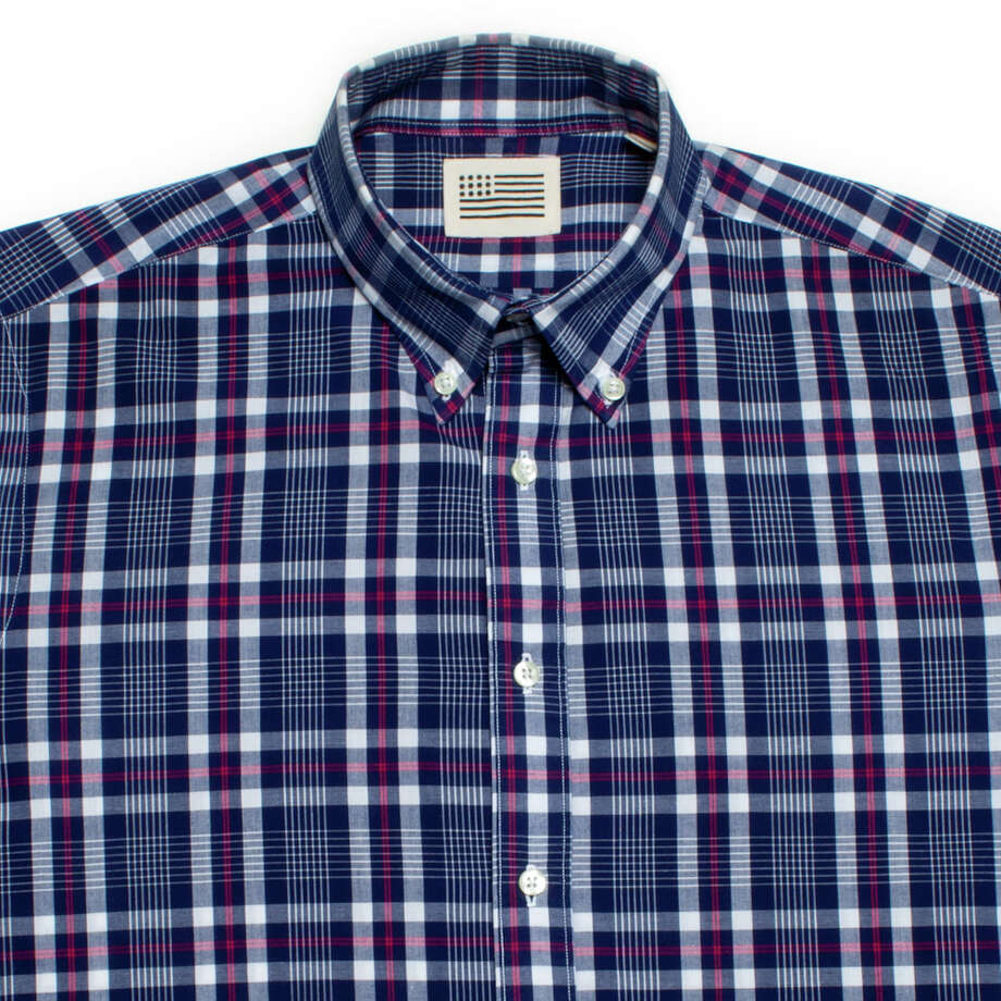 The Jack Robie David shirt ($85) will be part of Gilt MAN's one-day sale June 1 in San Francisco.