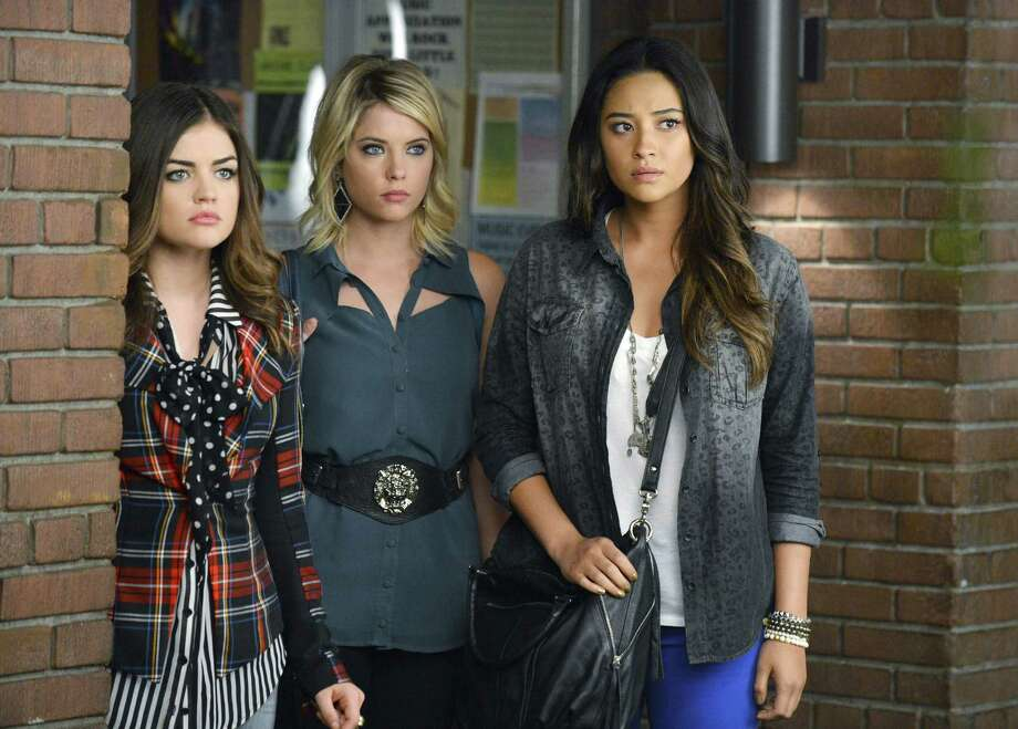 "The teen mystery ""Pretty Little Liars"" returns with new episodes on June 11. Photo: ABC Family"