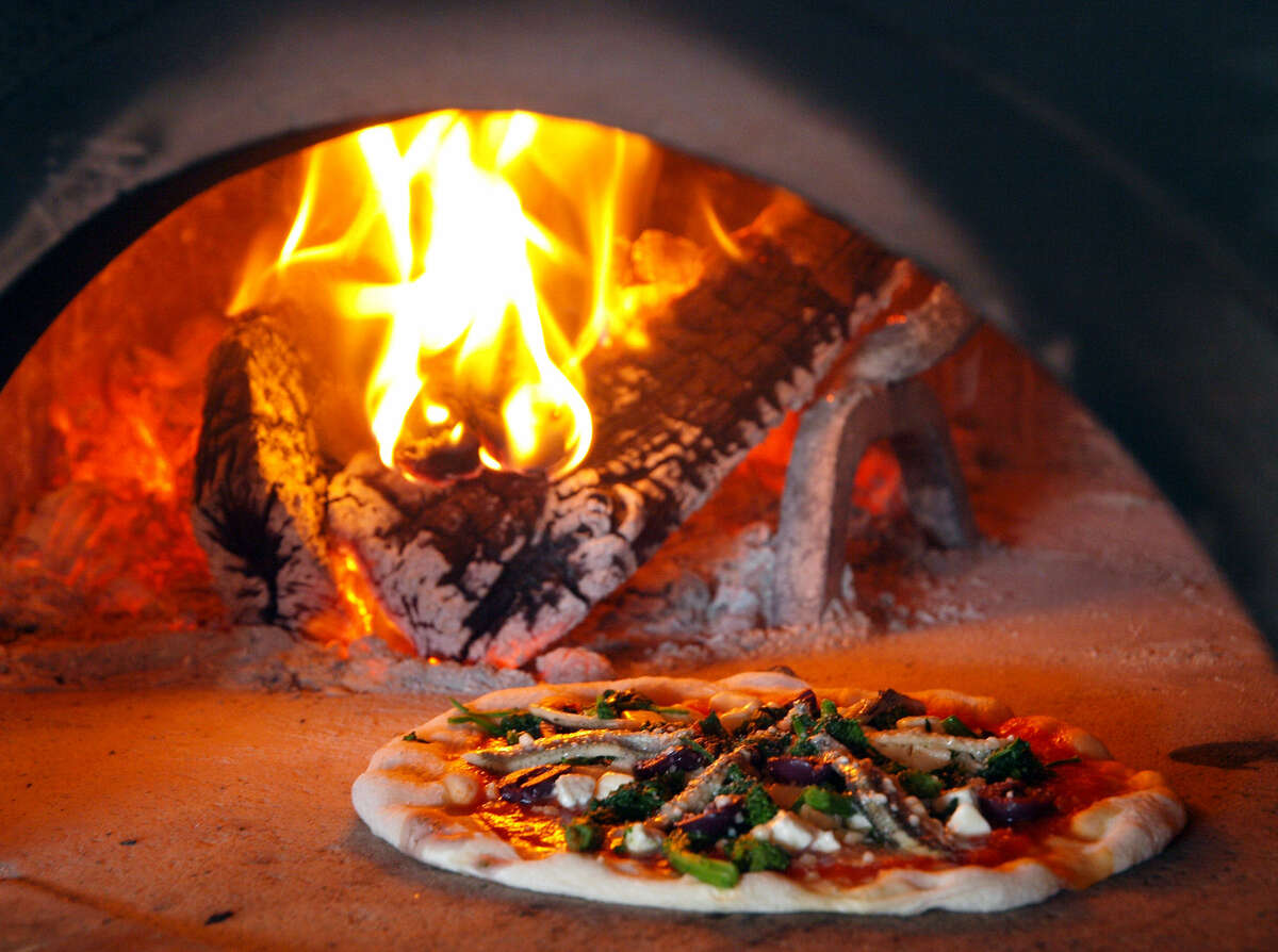 Dough Pizzeria Napoletana 6989 Blanco Road, 210-979-6565Why it's a pick: The fun atmosphere and antipasti platters for sharing lend themselves to celebratory lunches, dinners and Sunday brunches.
