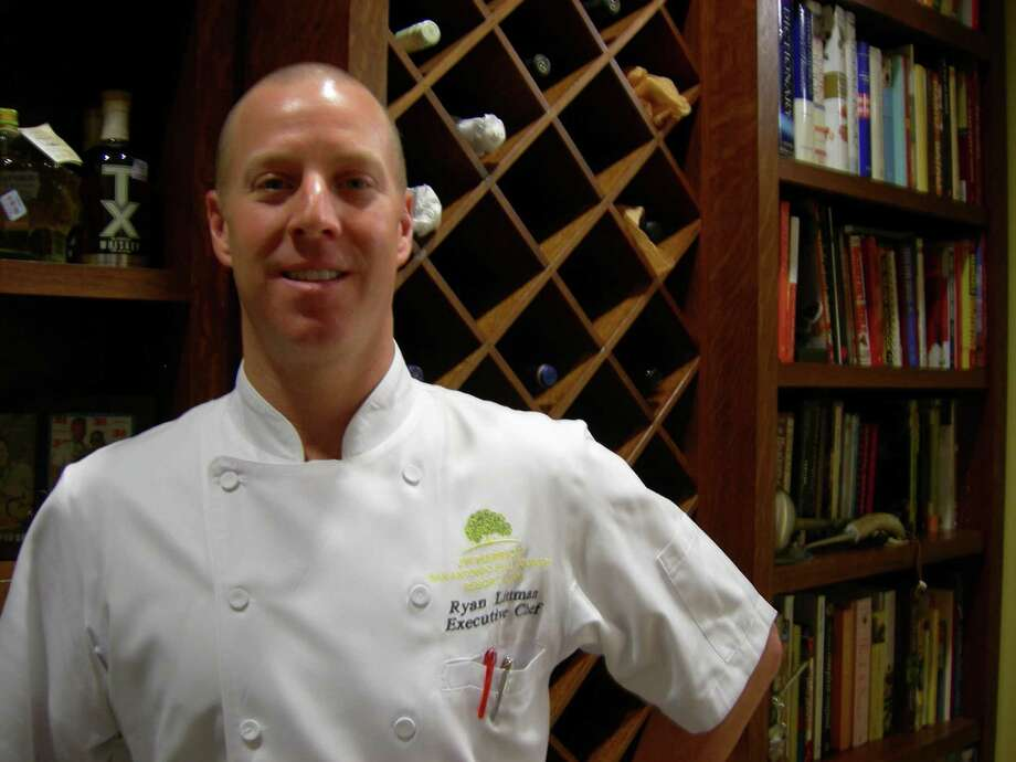 Chef Ryan Littman received Marriott International's Global Chef of the Year award.