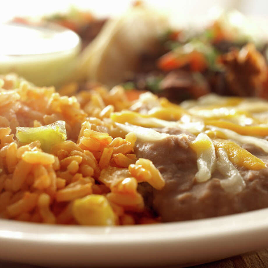 New Mexico State vegetable: Refried beans Photo: Imstepf Studios Llc, Getty Images / (c) Imstepf Studios Llc
