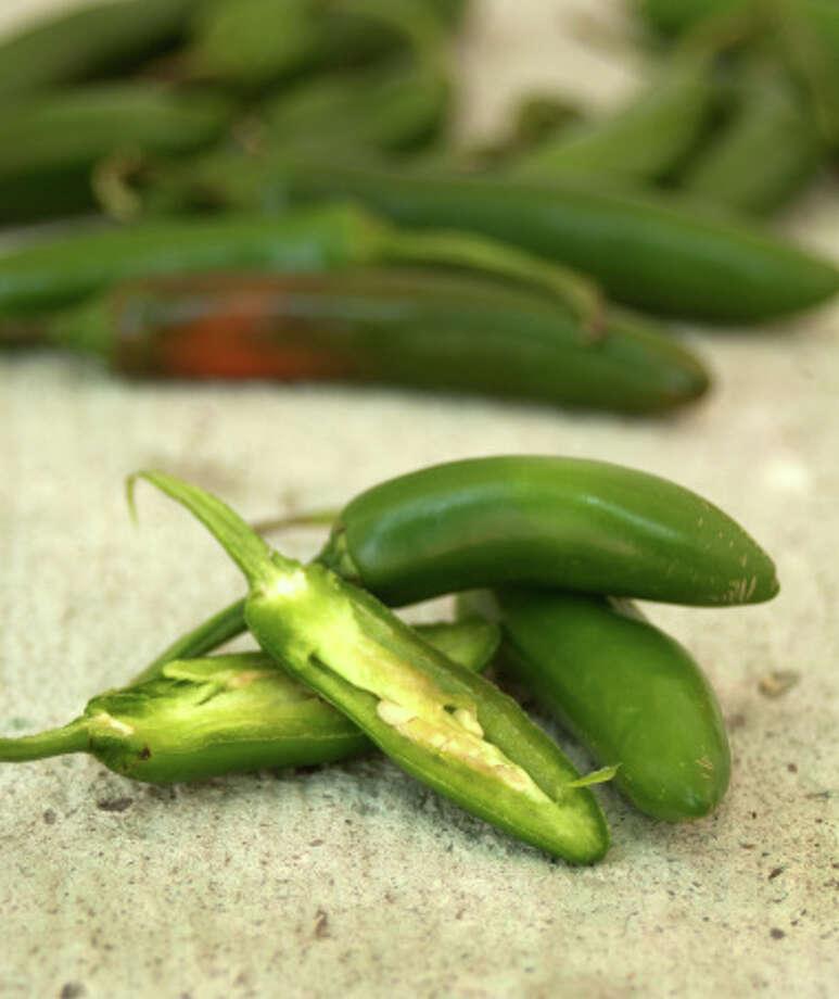 Texas State pepper: Jalapeno Photo: Stuart Antrobus, Getty Images / (c) Stuart Antrobus