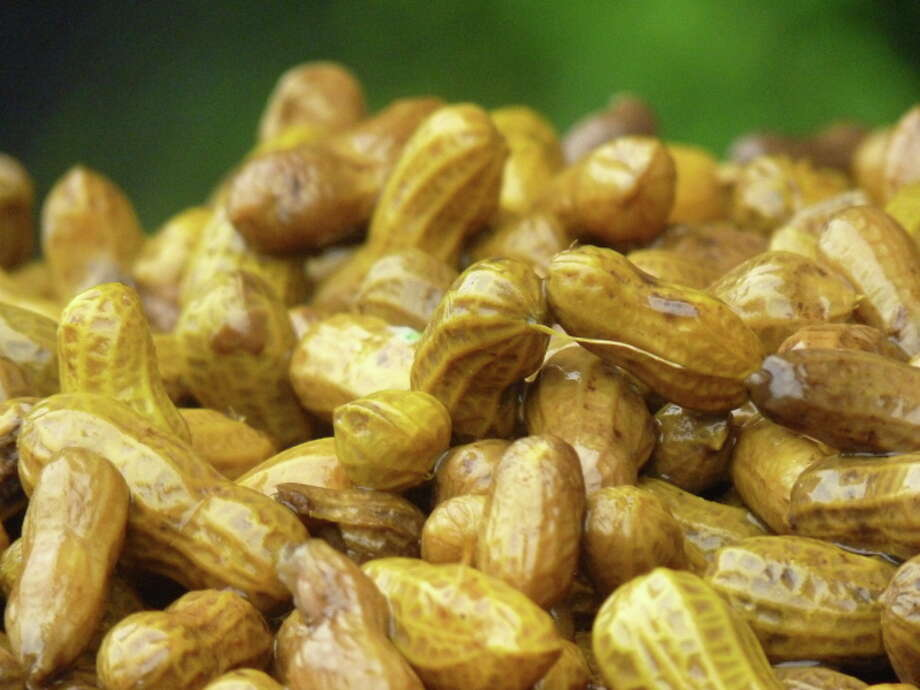 South Carolina State snack: Boiled peanuts Photo: Amar Lungare, Getty Images/Flickr Open / Flickr Open
