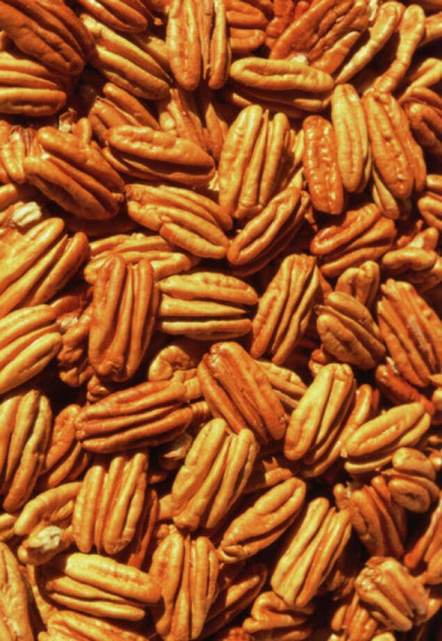 Texas State health nut: Native pecan Photo: Harald Sund, Getty Images / (c) Harald Sund