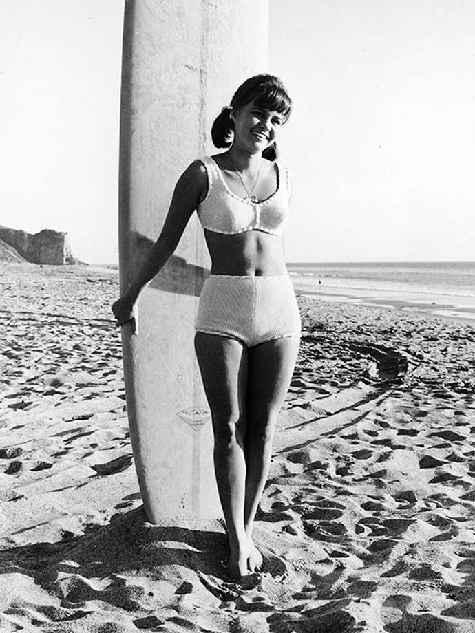 On the beach in Gidget, c. 1965. Photo: ABC Television, Getty / 2004 Getty Images