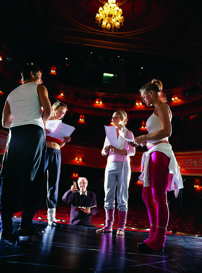 Best degree for getting a job: 9. Theater arts:6.4 percent unemployment. This field was the only arts major to enjoy a relatively low unemployment rate. (Income, though, was a different matter).  Photo: Getty Images