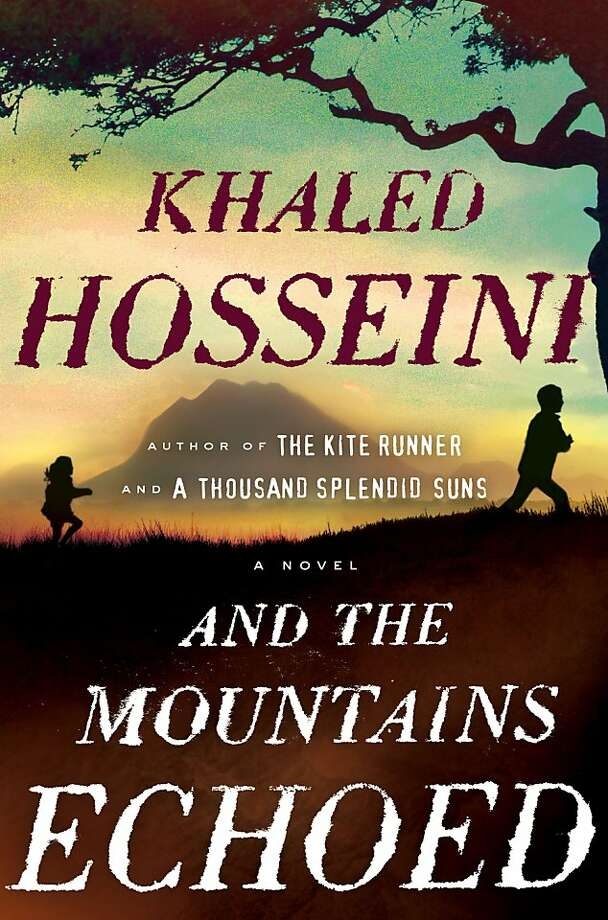 "La portada de la novela ""And the Mountains Echoed"" de Khaled Hosseini en una imagen proporcionada por Riverhead Books. (Foto AP/Riverhead Books) Photo: Uncredited, Associated Press"