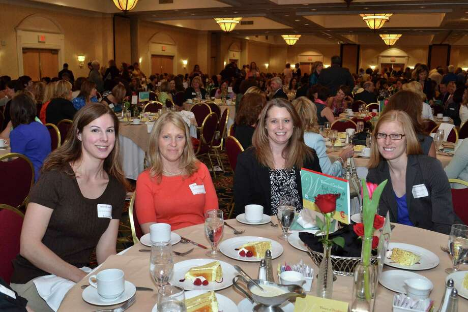 Were you Seen at the Women of Excellence luncheon held at the Albany Marriott in Colonie on Thursday, May 30, 2013? Photo: Colleen Ingerto