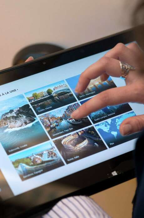 Revisions to Windows 8 will be released later this year as Windows 8.1. Photo: FRED DUFOUR, Staff / AFP ImageForum
