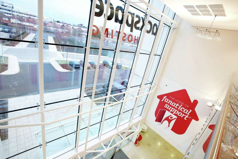 About 1,000 Rackspace employees — a fifth of the company's workforce — now are at the firm's London office. Photo: Courtesy Photo / Rackspace Hosting Inc.