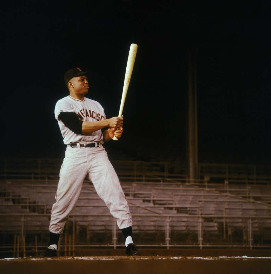 1. Willie Mays