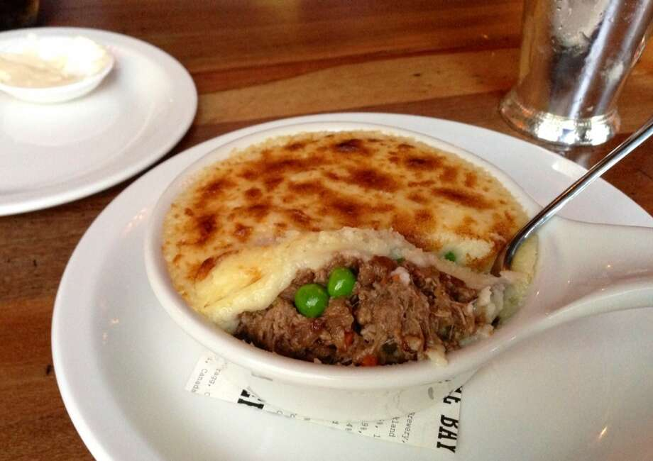 Shepherd's Pie at Tribune Tavern in Oakland