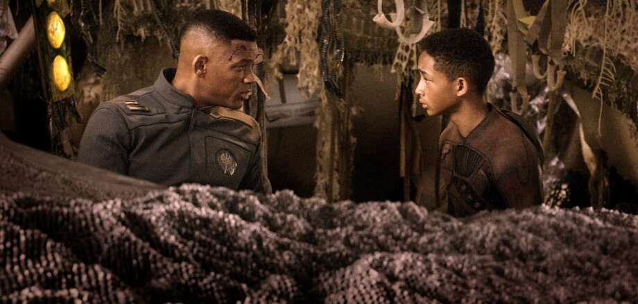 Round 8: AFTER EARTH (May 31, 2013):  Which brings us to today. Shyamalan's latest, in which Will Smith's son fights a series of computer generated monsters, as if anyone could possibly care.