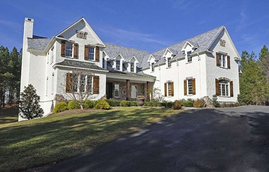 Robert Griffin III reportedly bought this Virginia home for $2.5 million. The five-bedroom home sits in a gated community.Source: Zillow Photo: Zillow
