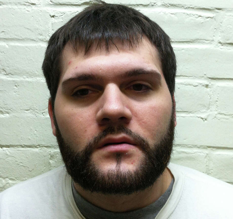 Nicholas Kulish, 25, of Bridgeport, has been charged with a series of residential burglaries in the Stratfield section of town earlier this year.  FAIRFIELD CITIZEN, CT 5/30/13 Photo: Fairfield Police Department / Fairfield Citizen contributed