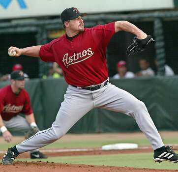 Roger Clemens is thought of as a Texan because of his time spent as a player with the Longhorns and Houston Astros, but he was born in Dayton, Ohio. His family moved to Houston while he was in grade school. Photo: OMAR TORRES, AFP/Getty Images