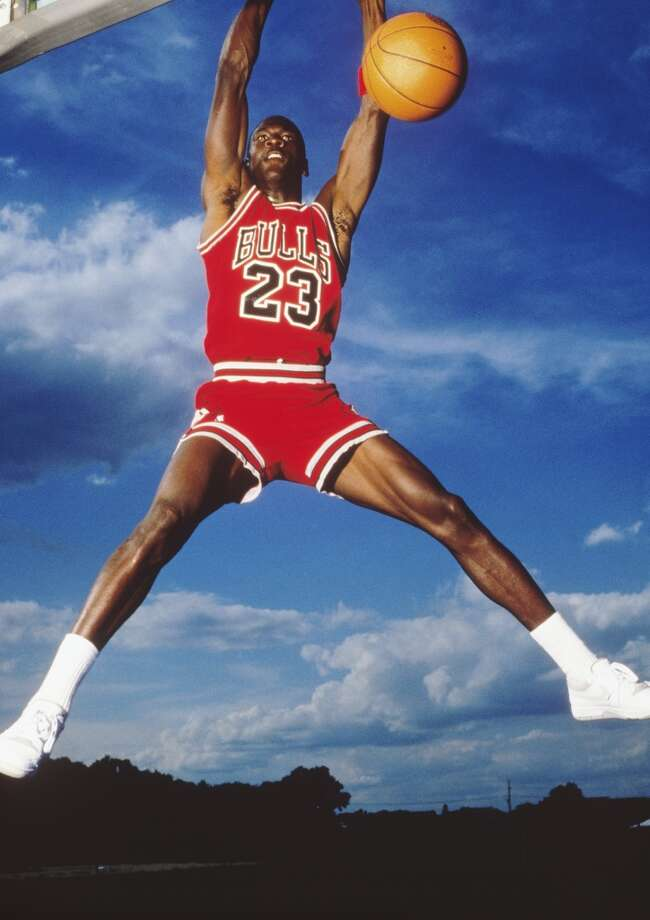 Michael JordanProfessional career: NBA shooting Guard (1984 - 1998, 2001 - 2003) Chicago Bulls and Washigton WizardsNotable appearances in acting career: Space Jam (1996) Photo: Focus On Sport, Focus On Sport/Getty Images