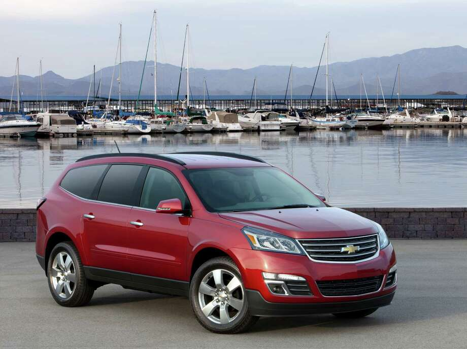 Model: Chevrolet TraverseStarting price: $31,670Source: USA Today Photo: File