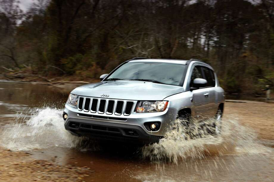 Jeep CompassStarting at $18,595 Photo: AJ Mueller, File