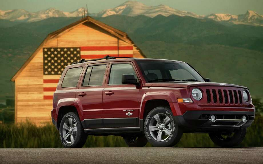 Jeep PatriotStarting at $15,995 Photo: File