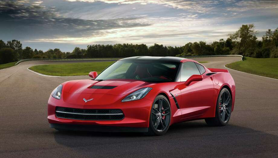 Chevrolet CorvetteSource: Yahoo Photo: File