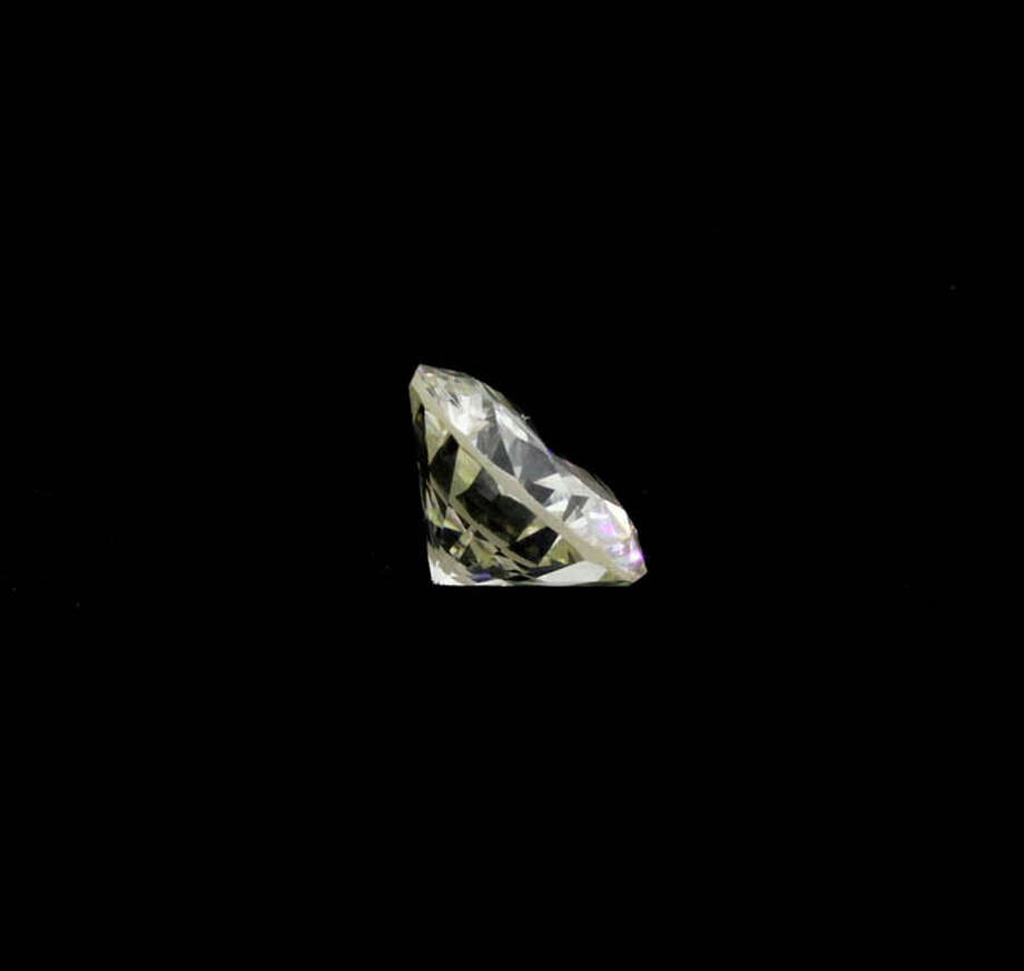 Loose round brilliant cut diamond, 11.13 X 10.88 X 6.48 mms, 4.89 caratsCurrent bid: $17,000Click here to view or bid on this item. Photo: U.S. Marshals Service National Jewelry Auction