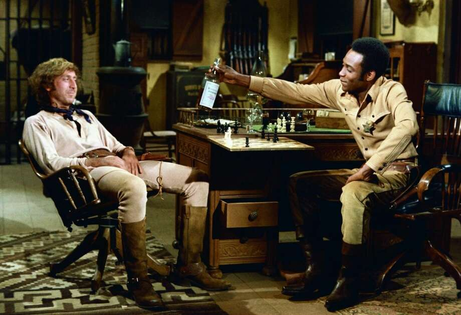2. BLAZING SADDLES (1974)Justly acknowledged as a groundbreaking and important film by many, a good portion of the audience still focuses on the lowbrow and borderline (and in many cases, border-jumping) humor. They're missing the point because that IS the point. Or one of dozens, anyway. One of the funniest movies ever, and one of the smartest and wittiest. It is on my very small list of movies that I could watch on a continual loop for days.