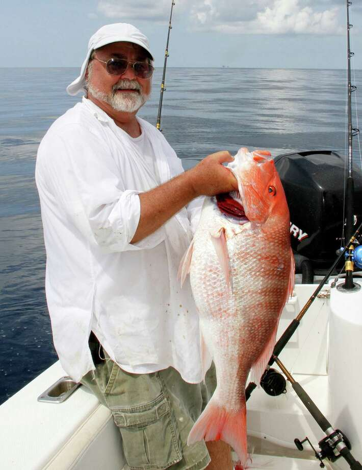 The shortest-on-record recreational fishing season for red snapper in federal waters off Texas opens this Saturday, June 1. When it closes depends on what happens in a federal court in Brownsville later this week. Houston Chronicle photo by Shannon Tompkins Photo: Picasa