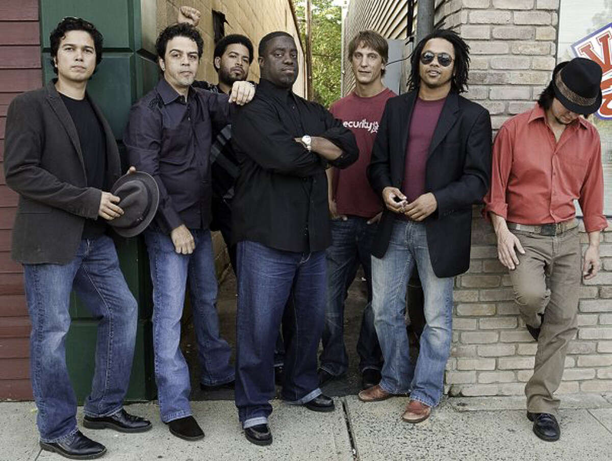 Latin rock band Cosmic Jibaros are set to play Bridgeport's Downtown Thursdays concert series this summer.