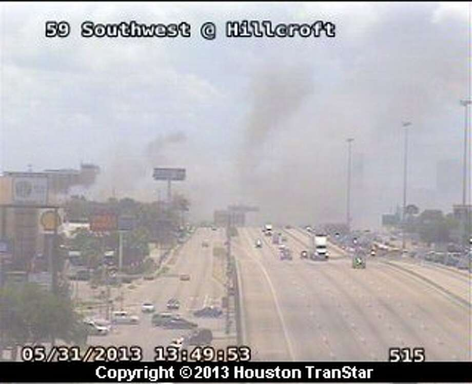Houston traffic Photo: Transtar