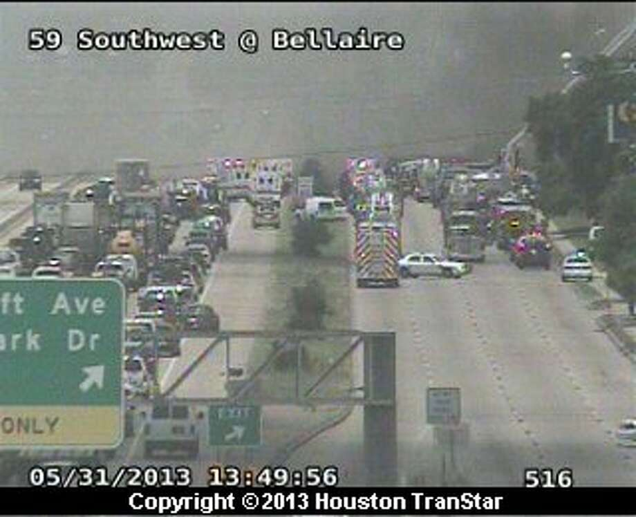 Houston traffic Photo: Transtar
