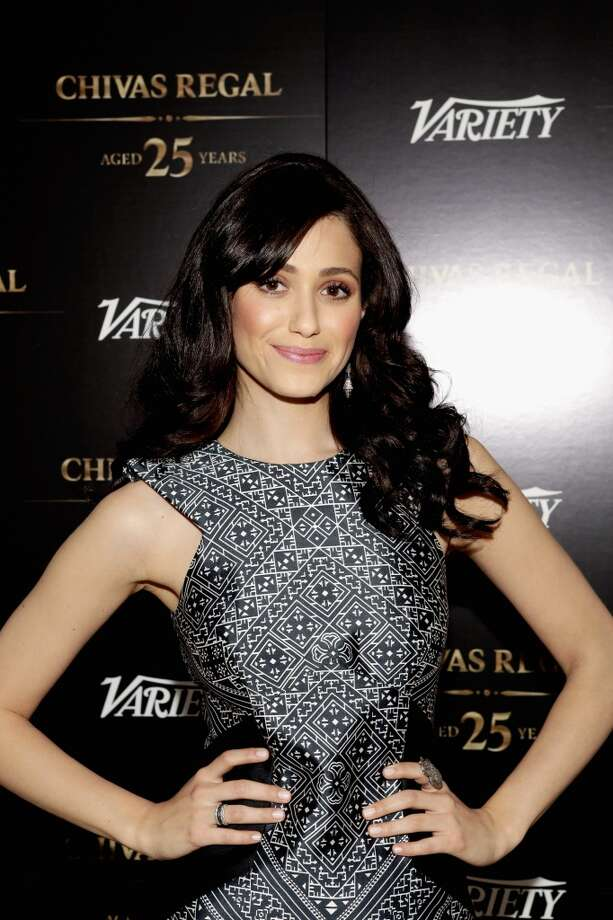 Actress Emmy Rossum attends the Variety Emmy Studio at Palihouse on May 30, 2013 in West Hollywood, California.