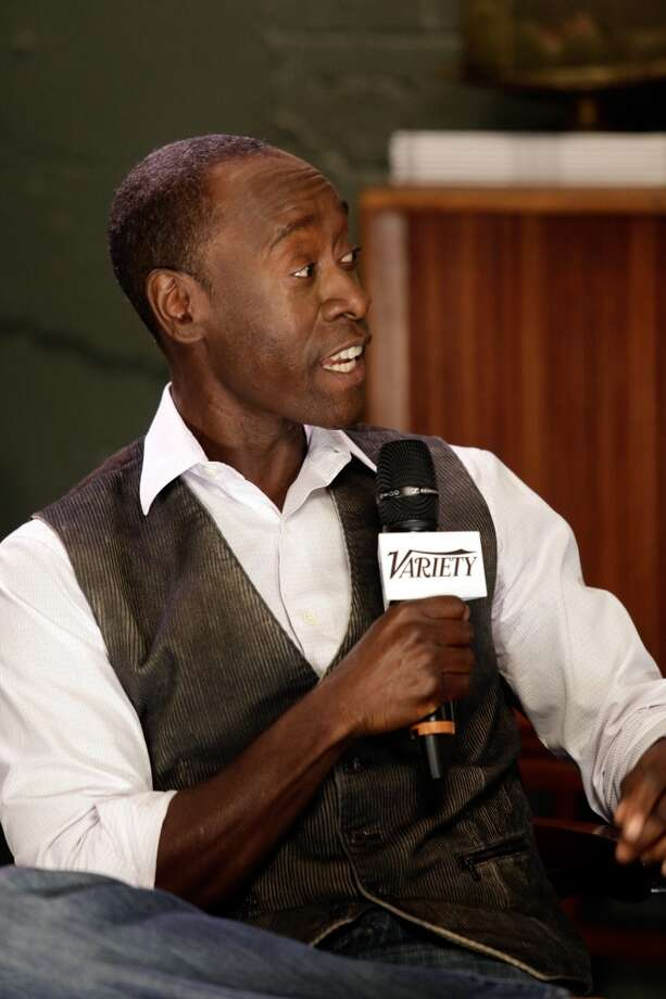 Actor Don Cheadle attends the Variety Emmy Studio at Palihouse on May 29, 2013 in West Hollywood, California.
