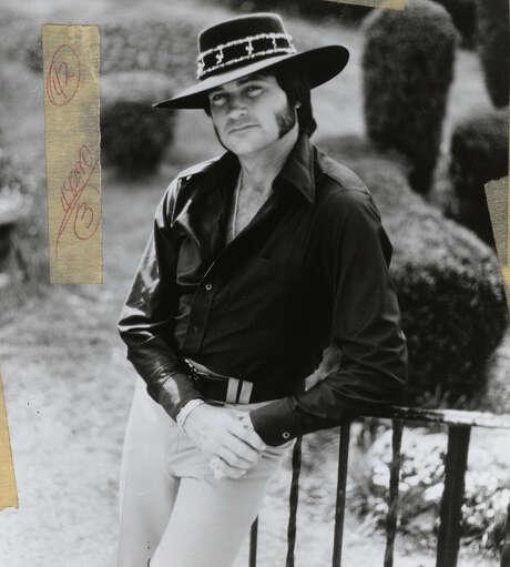 Roy Head in 1979. / handout
