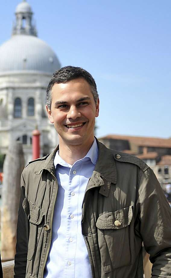 Massimiliano Gioni Photo: Luigi Costantini, Associated Press