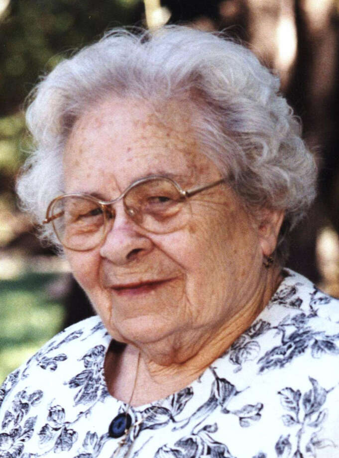 Loretta Kuehne Saenz worked as a welder at Friedrich Air Conditioning for about 29 years. Photo: Courtesy Photo