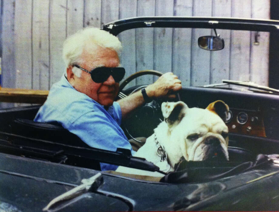 Writer Andy Rooney had a home in Rowayton.  Photo: Photo By Ellen Rooney
