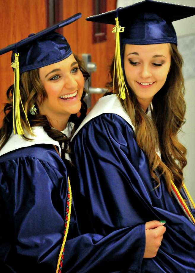 West Hardin County Consolidated ISD West Hardin High SchoolGraduation: 7 p.m. June 6 in the gym(File photo) West Hardin High School Class of 2013 graduation. Photo: Cassie Smith
