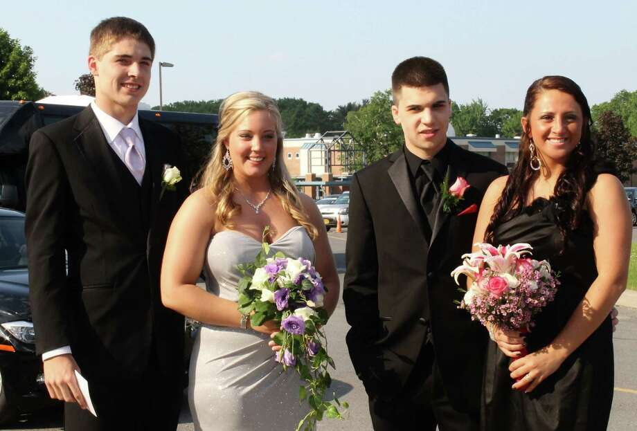 Were you Seen at the Mohonasen High School Senior Prom at the Hall of Springs in Saratoga Springs on Friday, May 31, 2013? Photo: Alex Luciano
