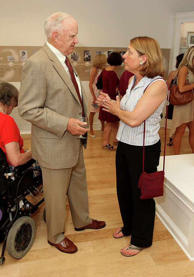 Were you Seen at the Saratoga En Pointe Unveiling & Hall of Fame Opening at the National Museum of Dance in Saratoga Springs on Friday, May 31, 2013? Photo: Joe Putrock/Special To The Times Union