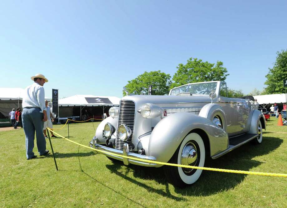 Take a tour of some luxury cars on Saturday and Sunday during Greenwich's annual Concours d'Elegance. Saturday's Concours Americana is exclusively for American makes, while Sunday's Concours International is exclusively for imported marques. Find out more.  Photo: Bob Luckey / Greenwich Time