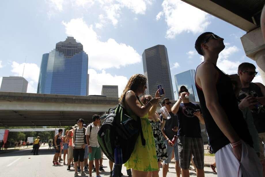 (Johnny Hanson / Houston Chronicle)