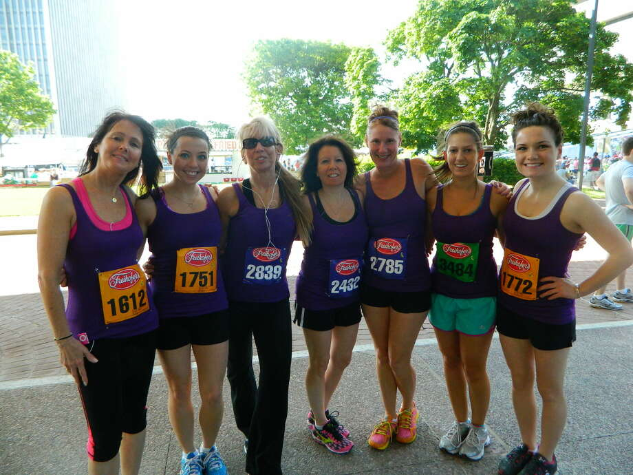 Were you Seen at the 35th Annual Freihofer's Run for Women on Saturday, June 1, 2013, in Albany? Photo: Matthew Hamilton