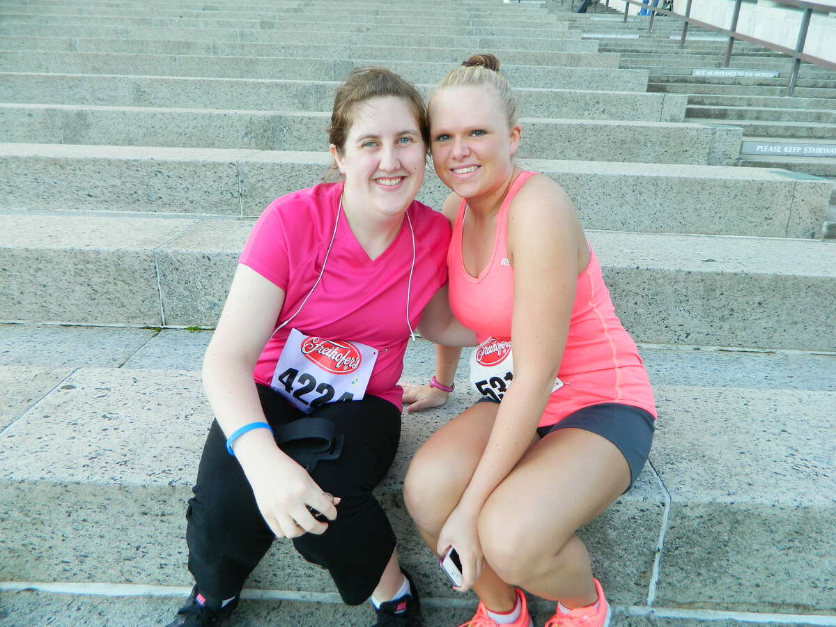 Were you Seen at the 35th Annual Freihofer's Run for Women on Saturday, June 1, 2013, in Albany?