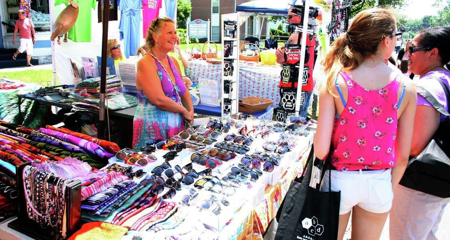 The annual Stratford Main Street Festival is this Saturday. Find out what to expect. Photos from 2013's festival Photo: Jeff Bustraan / Connecticut Post