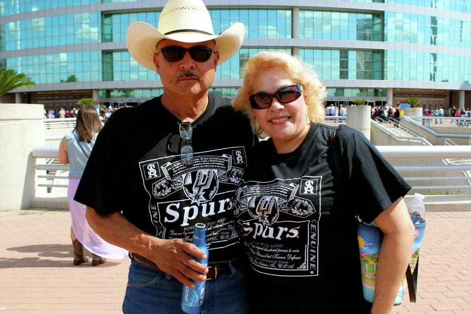 mySpy: The George Strait Concert at the Alamodome on Saturday, June 1, 2013. Photo: Yvonne Zamora / San Antionio Express-News